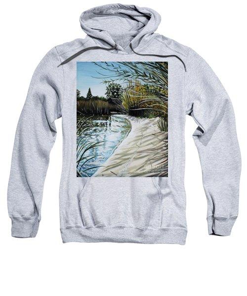 Sandy Reeds Sweatshirt
