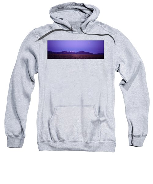 Sangre De Cristo Mountains At Sunset Sweatshirt