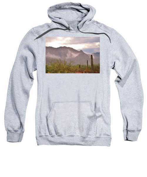 Santa Catalina Mountains II Sweatshirt