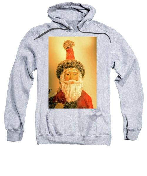 Santa Is Watching Sweatshirt
