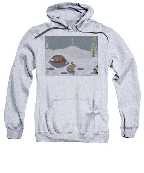 Santa's Ultimate Gift Sweatshirt