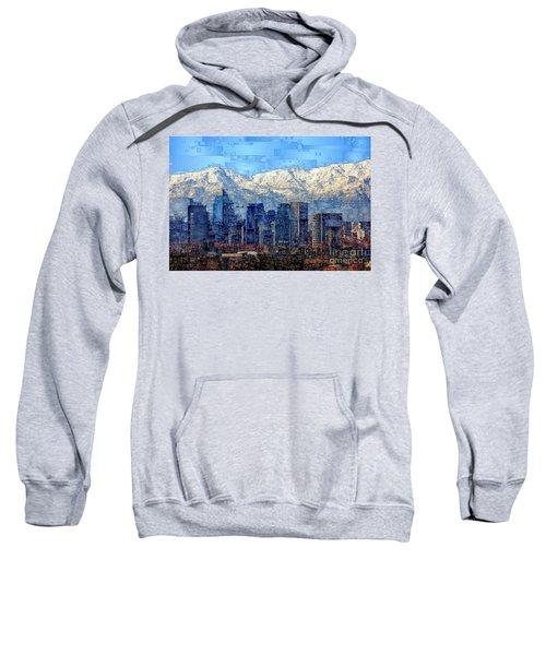 Santiago De Chile, Chile Sweatshirt