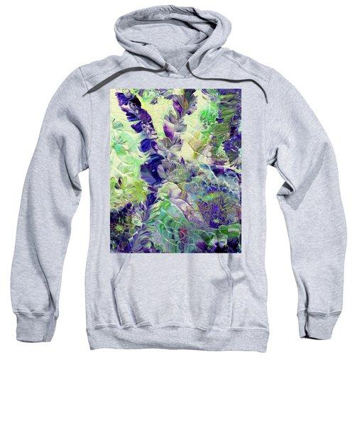 Sapphire Violet Sweatshirt