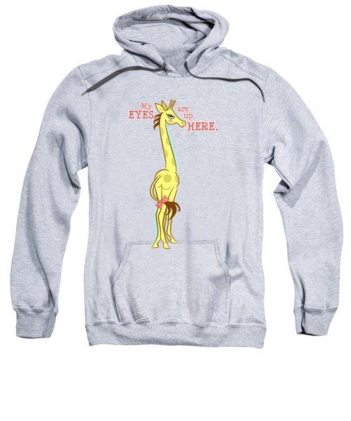 Sassy Giraffe Sweatshirt