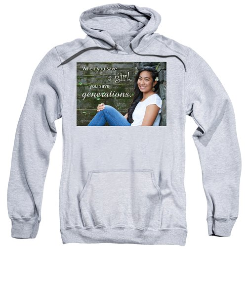 Save A Girl Sweatshirt
