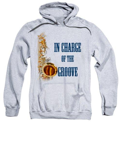 Saxophones In Charge Of The Groove 5532.02 Sweatshirt