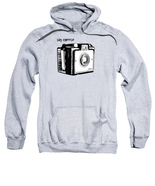 Say Cheese Old Camera T-shirt Sweatshirt