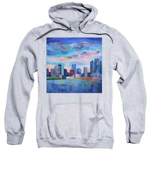 Say Nice Things About Detroit Sweatshirt