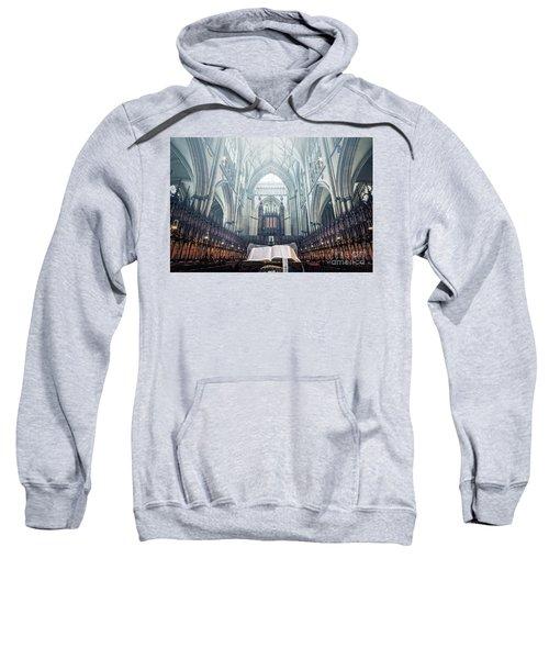 Say Your Prayers Sweatshirt