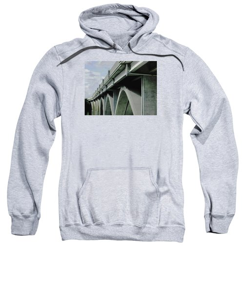 Saying Goodbye Sweatshirt