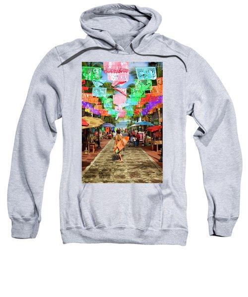Sayu Flags 2 Sweatshirt