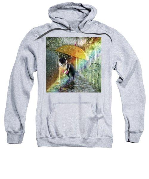 Scary Graffiti Sweatshirt