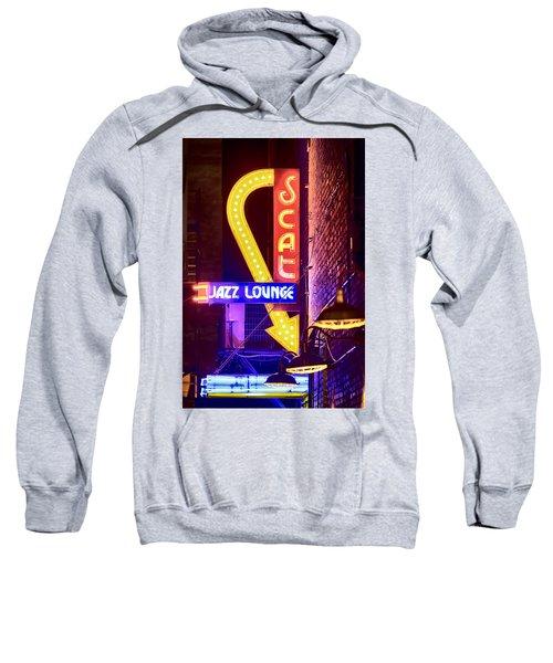 Scat Jazz Neon V3 Sweatshirt