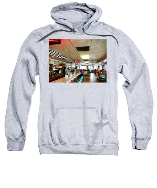 Scenes From A Diner Sweatshirt