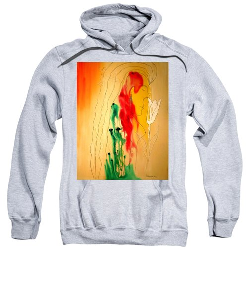 Scent Of An Orchid Sweatshirt
