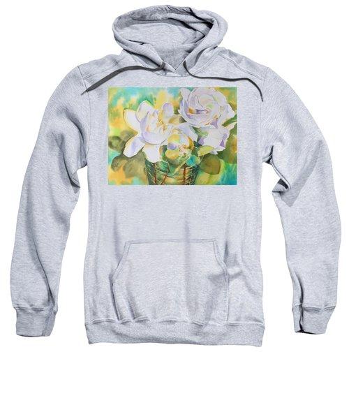 Scent Of Gardenias  Sweatshirt