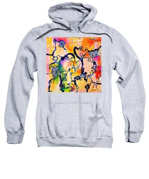 Schlieren Chiarascuro Sweatshirt