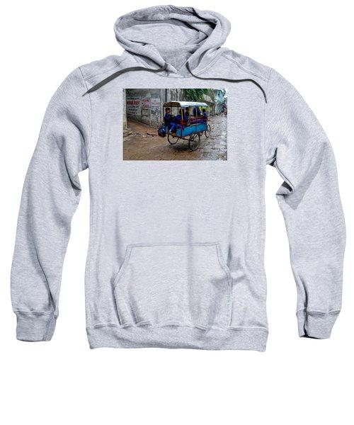 School Cart Sweatshirt