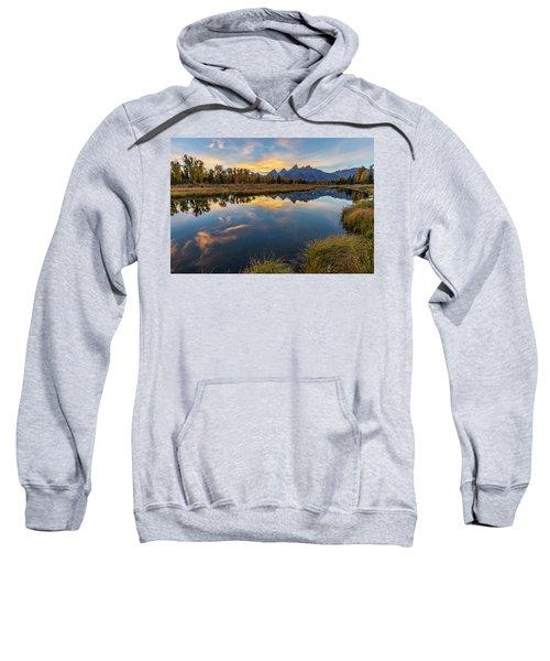 Schwabacher Sunset 1 Sweatshirt
