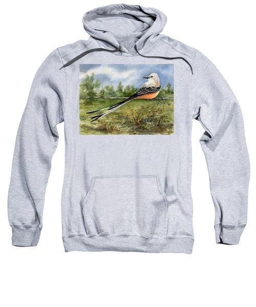 Scissor-tail Flycatcher Sweatshirt
