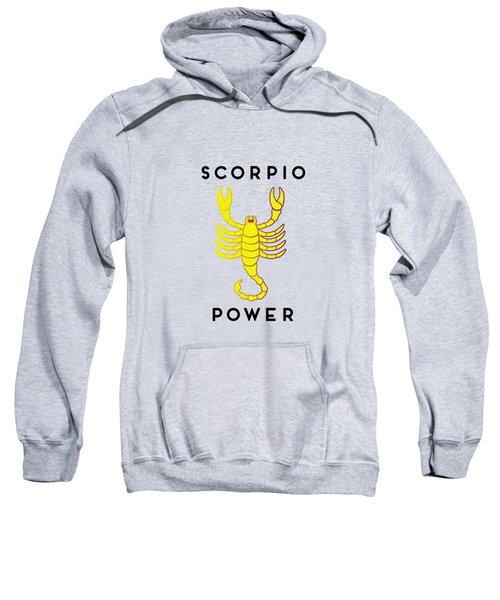 Scorpio Power Sweatshirt