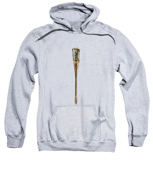 Screwdriver With Tape Handle Sweatshirt by YoPedro