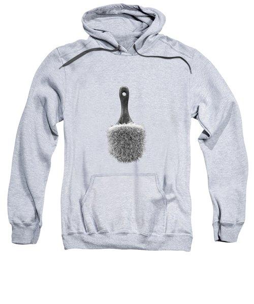 Scrub Brush Bw Sweatshirt