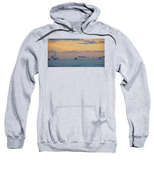 Sd Sumset 1 Sweatshirt