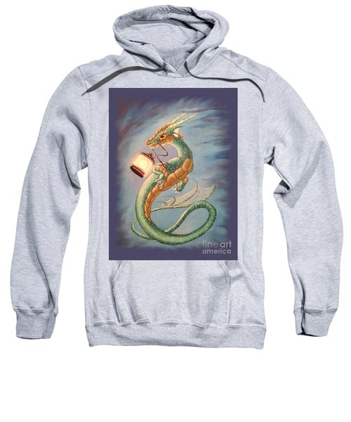 Sea Dragon And Lantern Sweatshirt
