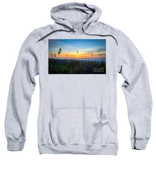 Sea Oats Sunrise Sweatshirt