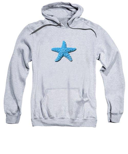 Sea Star Light Blue .png Sweatshirt
