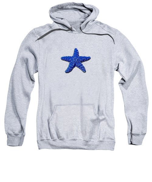 Sea Star Navy Blue .png Sweatshirt
