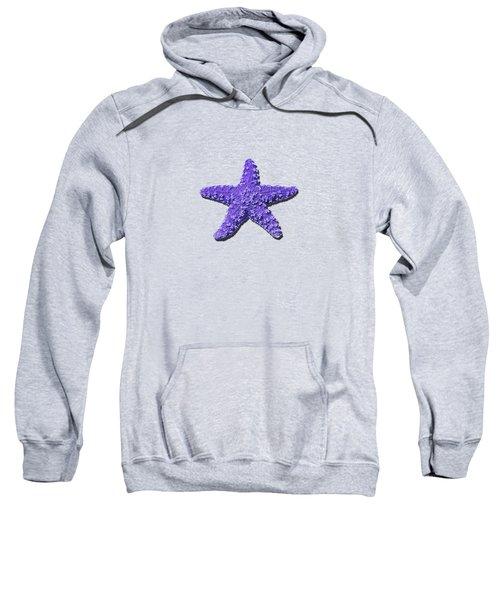 Sea Star Purple .png Sweatshirt