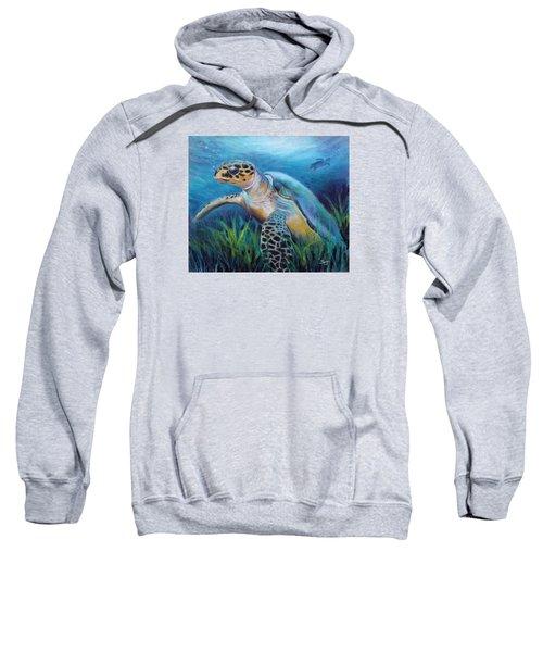 Sea Turtle Cove Sweatshirt