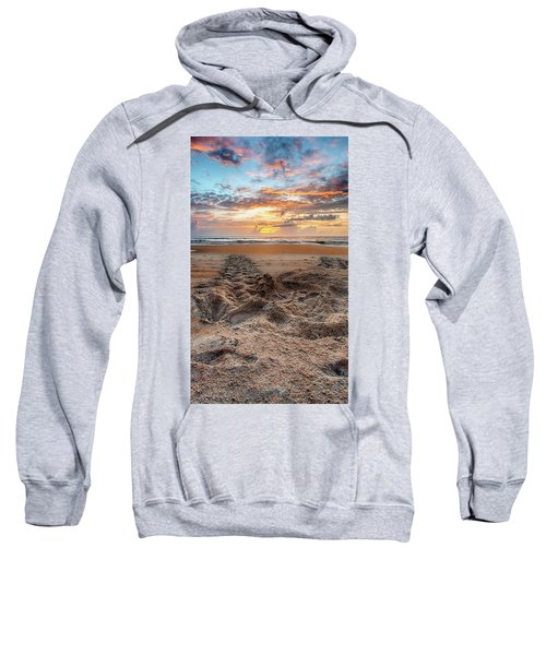 Sea Turtle Trails Sweatshirt