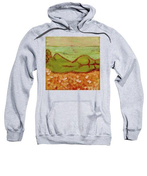 Seagirlscape Sweatshirt