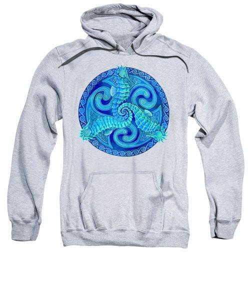 Seahorse Triskele Sweatshirt