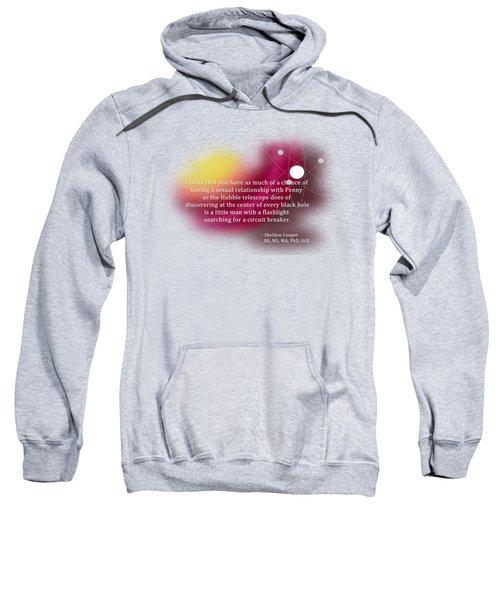 Searching For A Circuit Breaker Sweatshirt