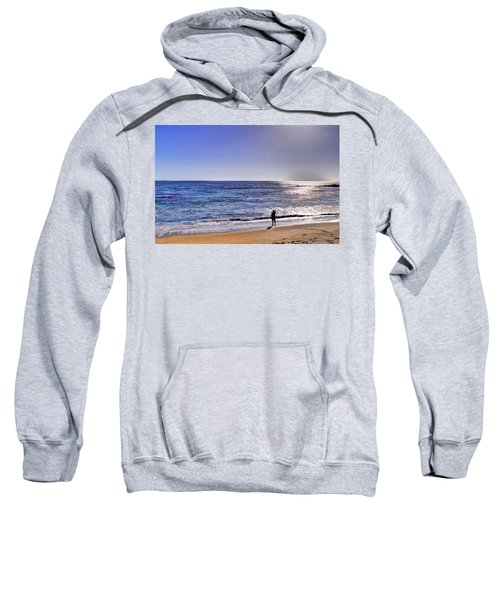 Searching To The Sea Sweatshirt