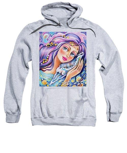 Seashell Reverie Sweatshirt