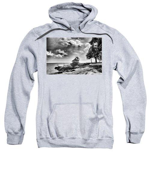 Seaside Gazebo Sweatshirt