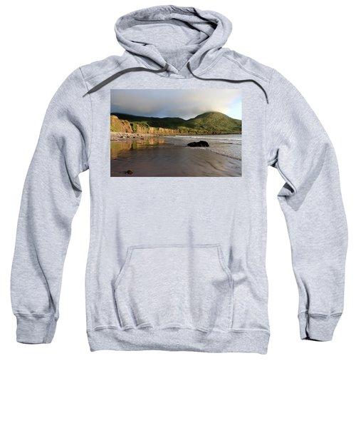 Seaside Reflections, County Kerry, Ireland Sweatshirt