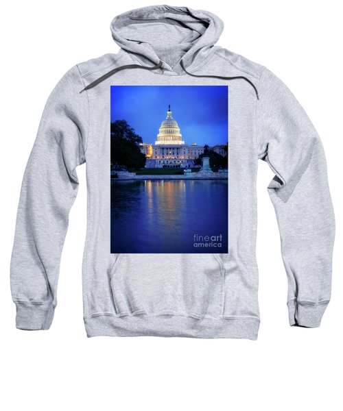 Seat Of Power Sweatshirt