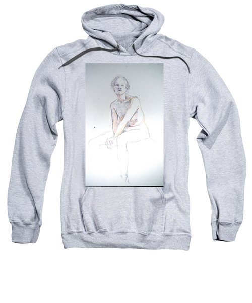 Seated Study 2 Sweatshirt
