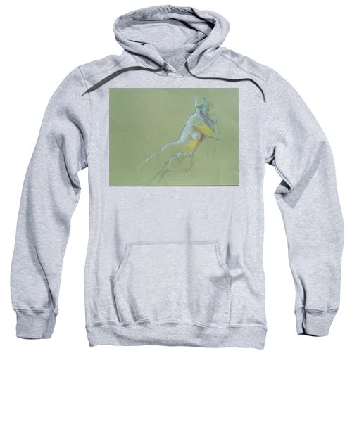 Seated Study Sweatshirt