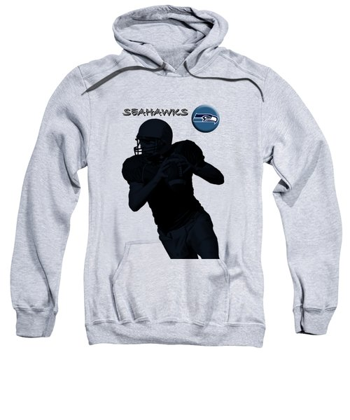 Seattle Seahawks Football Sweatshirt