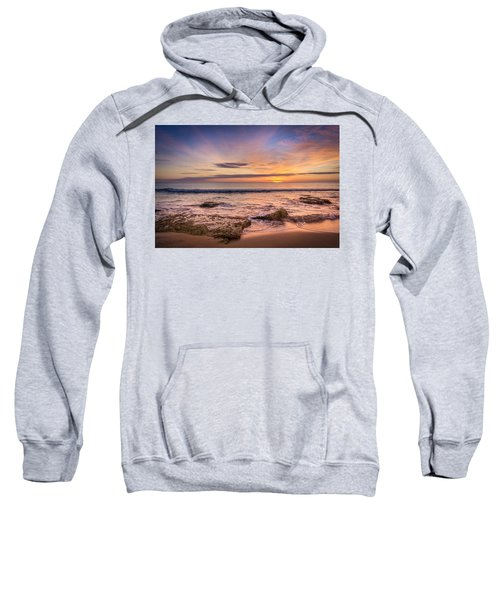 Seaview Sunrise. Sweatshirt