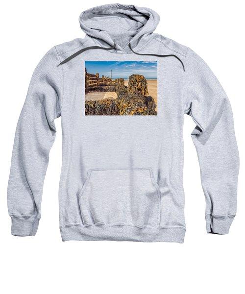 Seaweed Covered Sweatshirt