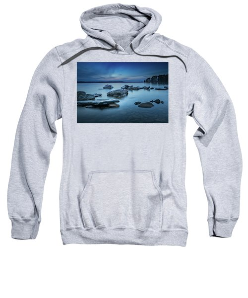 Sebago Blue  Sweatshirt