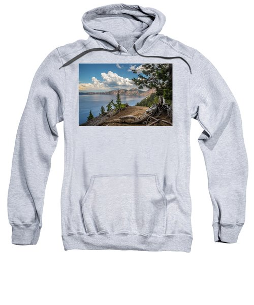 Second Crater View Sweatshirt